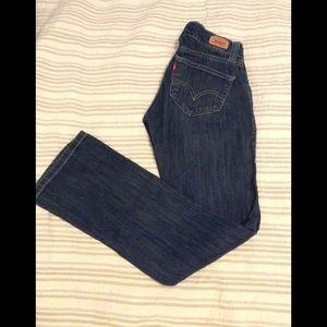 Levi's Tilted 504 jeans (777)